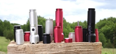 PYYROS the only 100% modular and expandable flashlight in the world. (CNW Group/Stratos Ventures)