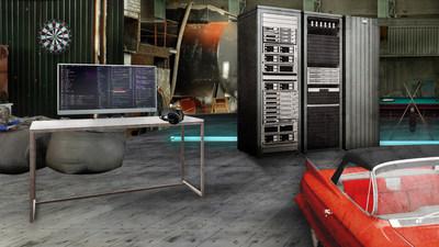 Computer to Start Coding Challenge (PRNewsfoto/Jaguar Land Rover)