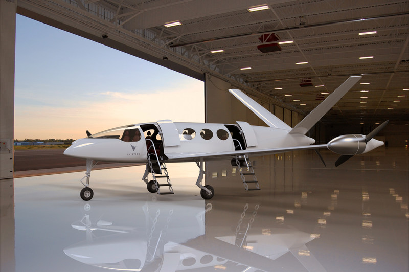 Eviation's all-electric aircraft takes the spotlight at the Paris Air Show