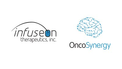 Infuseon Therapeutics and OncoSynergy have entered into a strategic alliance to test a novel therapeutic approach for brain cancer.