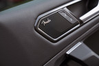 Fender® Premium Audio System Powered by Panasonic Speaker Technology