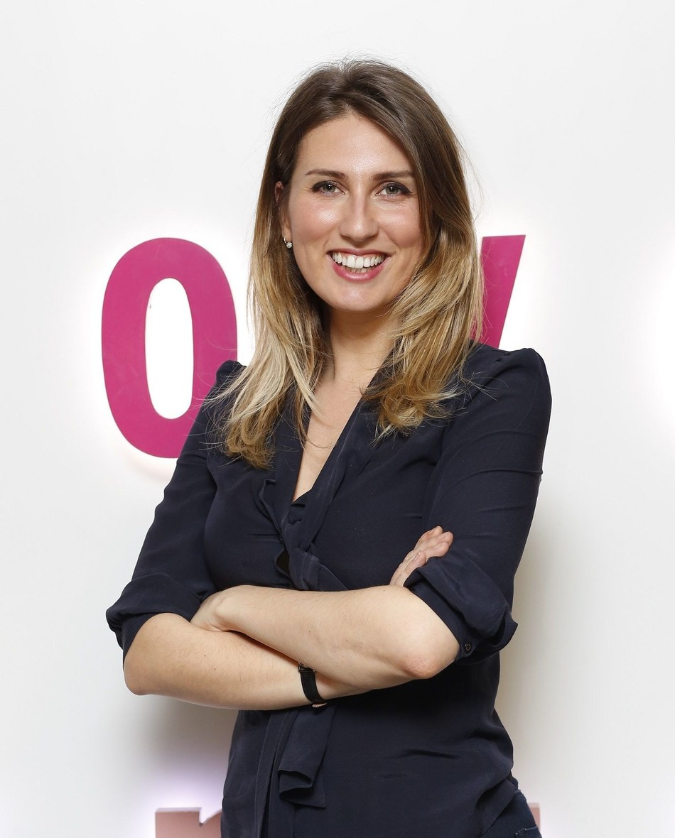 Melis Guctas, Founder and CEO of Modacruz. (PRNewsfoto/Middle East Venture Partners)