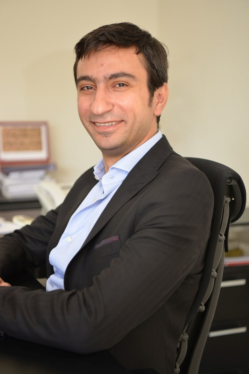 Walid Mansour, Partner and Chief Investment Officer at MEVP. (PRNewsfoto/Middle East Venture Partners)