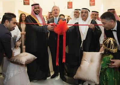Paris Gallery Opens in Al Hamra Mall, Riyadh. A signature shopping experience (PRNewsfoto/The Paris Gallery Group)