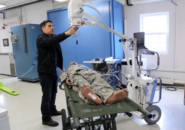 RadPRO® SOLTUS® 100M Mobile Digital X-Ray System