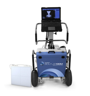 RadPRO® SOLTUS® 100M Mobile Digital X-Ray System