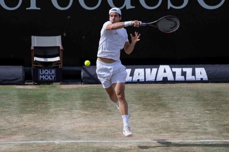 Tommy Haas @ MercedesCup 2017 (PRNewsfoto/Vexatec AG)