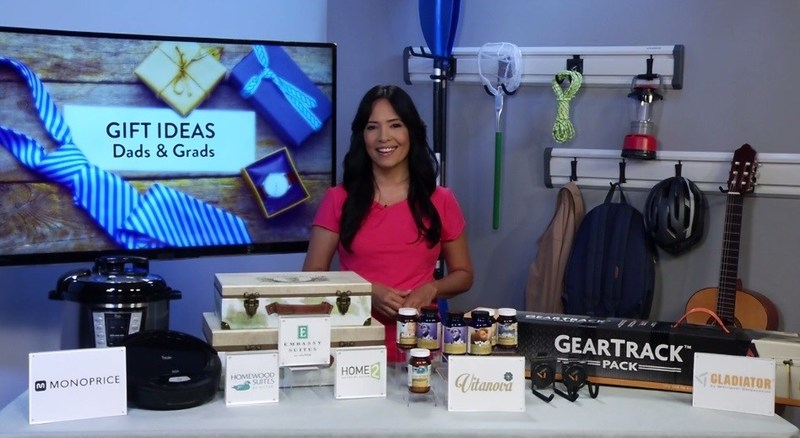 Aileen shared the top gifts for Dads and Grads!