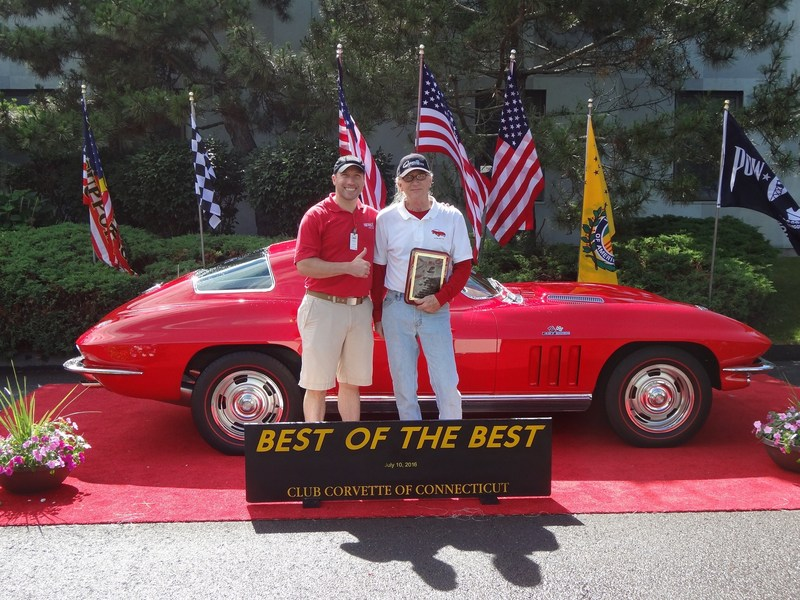 The 25th Annual Corvette Show July 9 in Guilford, CT will feature more than 300 examples of Corvettes in varying vintages and styles, representing all facets of the model's 64-year history.