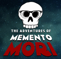 The Adventures of Memento Mori is a podcast exploring death. Satirical and philosophical, the show follows host, D.S. Moss, as he attempts to reconcile his own impermanence and live a more meaningful existence. Problem is, life keeps getting in the way. Available on iTunes and Stitcher or your favorite podcatcher