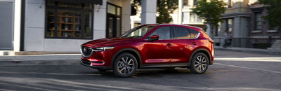 Matt Castrucci Mazda recently highlighted the features and specifications of the 2017 Mazda CX-5, shown above, comparing the crossover to the competing 2017 Honda HR-V.