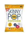 SkinnyPop® Popcorn Introduces New Cheesy Popcorn Flavors: Aged White Cheddar And Pepper Jack