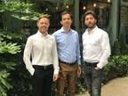 Saxbury's directors from the left Ben Davis, Arnaud Cheung and Adam Lowenthal (PRNewsfoto/Saxbury)