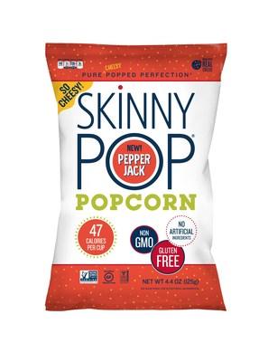 SkinnyPop Real Cheese Pepper Jack