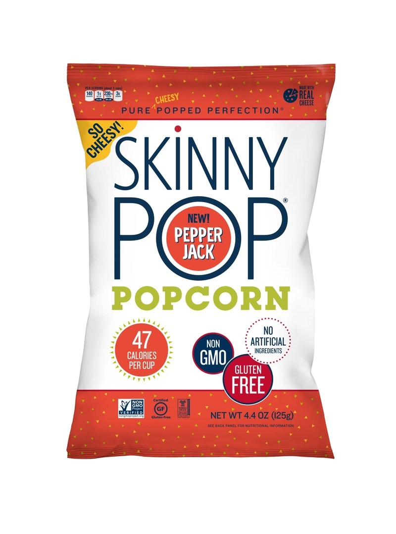 SkinnyPop Real Cheese Pepper Jack