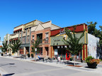 The Town of High River's 2015 Downtown Area Redevelopment Plan (ARP) and Public Realm Revitalization received an Award of Merit at the 2015 Building Resilience Conference (CNW Group/Town of High River)