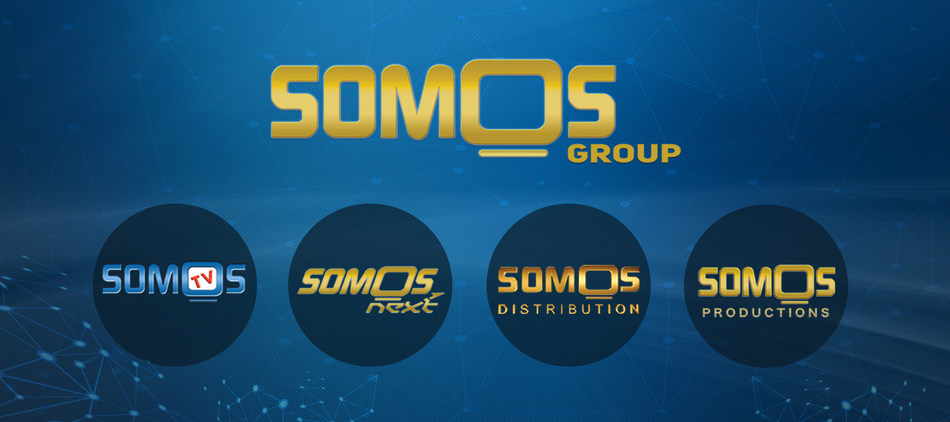 SOMOS Group (PRNewsfoto/SOMOSTV)