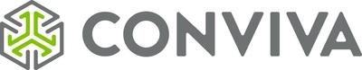 Conviva Logo (PRNewsfoto/Conviva)