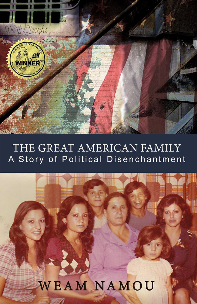 The Great American Family: A Story of Political Disenchantment book cover