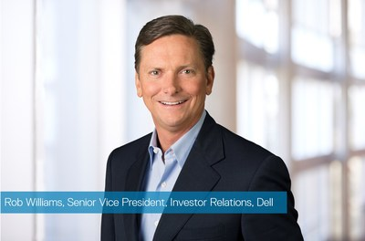 Rob Williams, Dell's senior vice president of Investor Relations, will present at the Goldman Sachs Second Annual Leveraged Finance Conference.