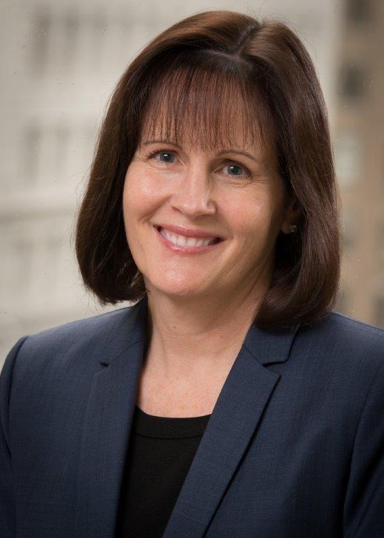 New Metromile CFO Carrie Dolan.