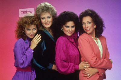 getTV Spices Up Daytime Lineup, Adds A Dash Of Southern Charm And Humor With The Groundbreaking Sitcom 'DESIGNING WOMEN' For Its 30th Anniversary Beginning Monday, June