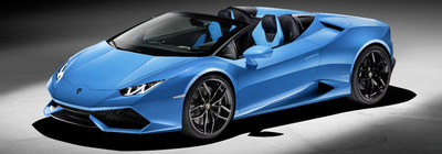 The Lamborghini Huracan LP 580-2 Spyder is just one of the many Lamborghini models that are available at Lamborghini Carolinas.