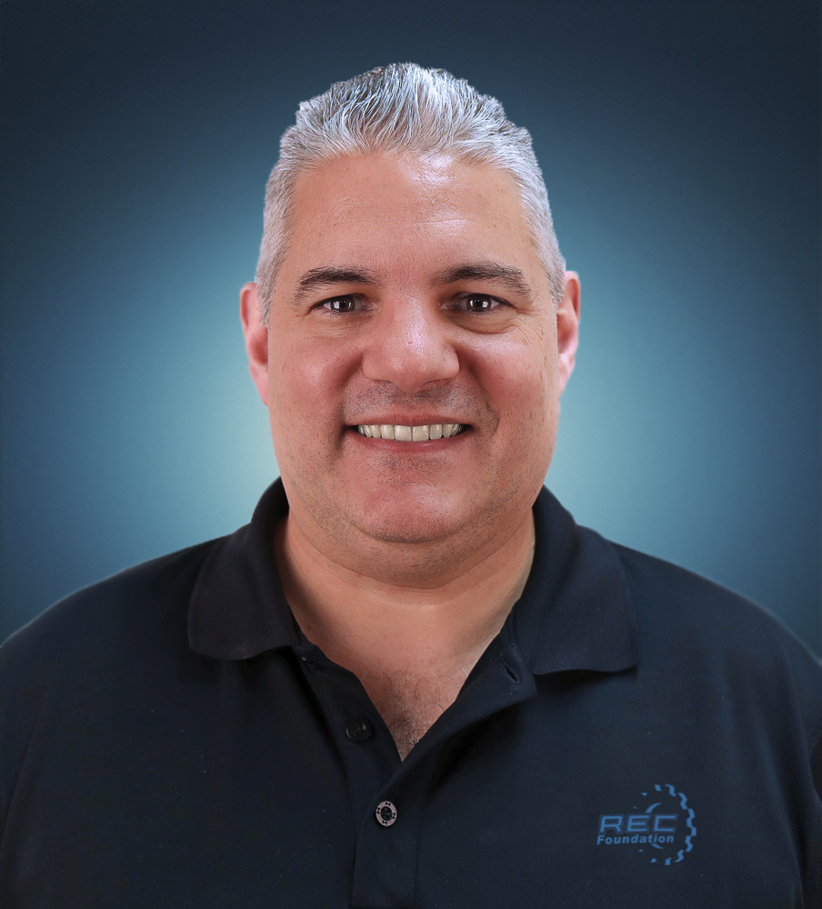 Dan Mantz, CEO and Chairman of the Board for the REC Foundation