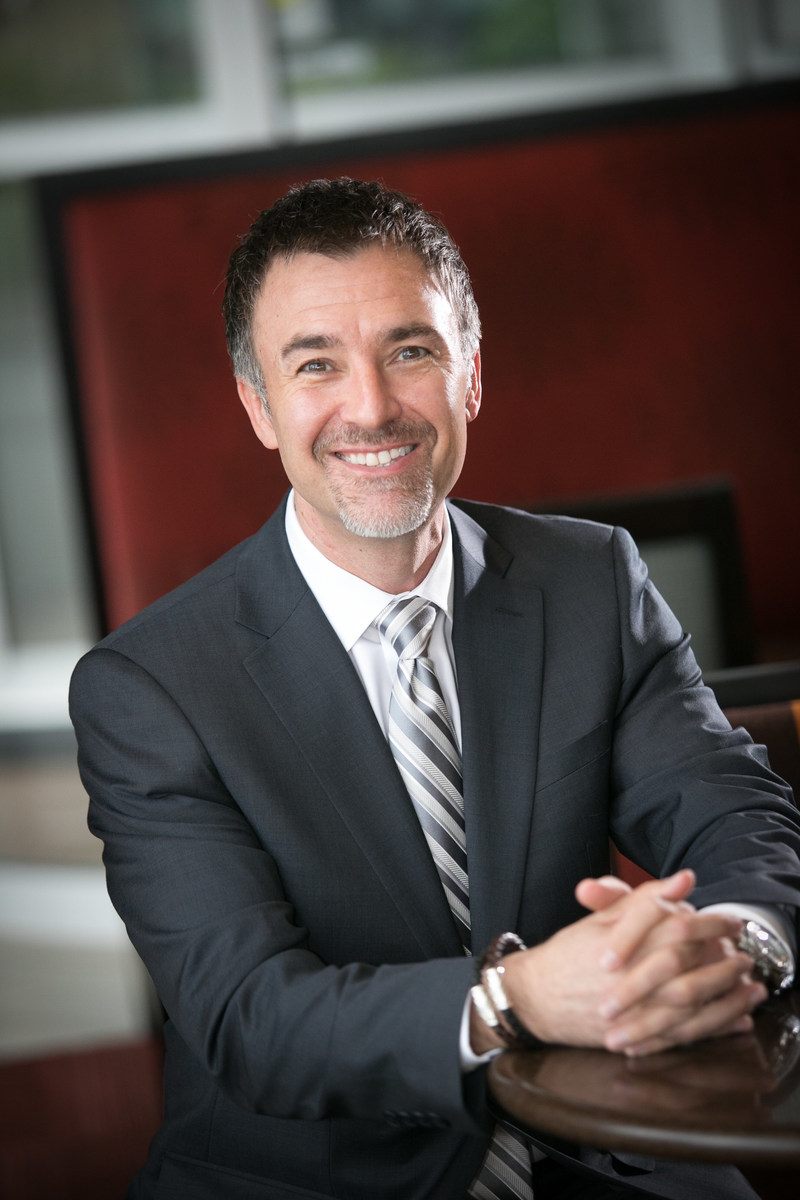 Joe Chasteen, Senior Vice President, National Small Business Manager, Bank of the West