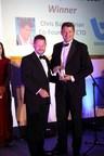 Christopher Baker-Brian, Mansoor Hamayun, Laurent Van Houcke Win Young Entrepreneur Award at 7th Annual Enterprise Awards