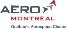 Logo : Aéro Montréal (CNW Group/Aéro Montréal)