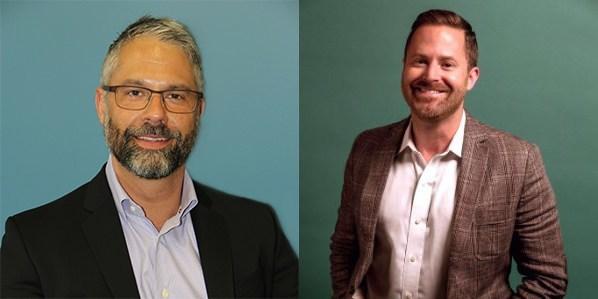 Eliassen Group's Aaron Botana, Branch Director in Austin, TX and Josh Tofteland, Branch Director in Los Angeles, CA