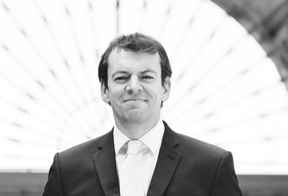 Robert Lucas, Head of Funds, Jersey, Zedra (PRNewsfoto/ZEDRA)