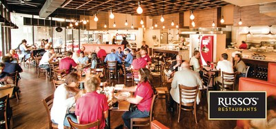 Russo's Restaurants offers fast-casual dining with homemade New York-style pizza and fresh made pasta.