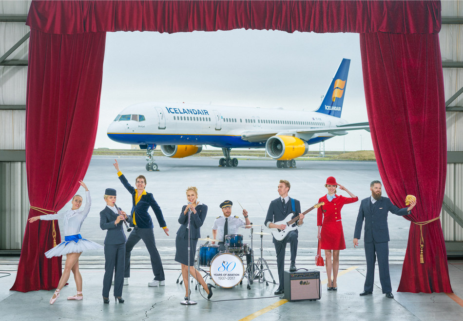 All the World is a Stage with the Icelandair Stopover Pass