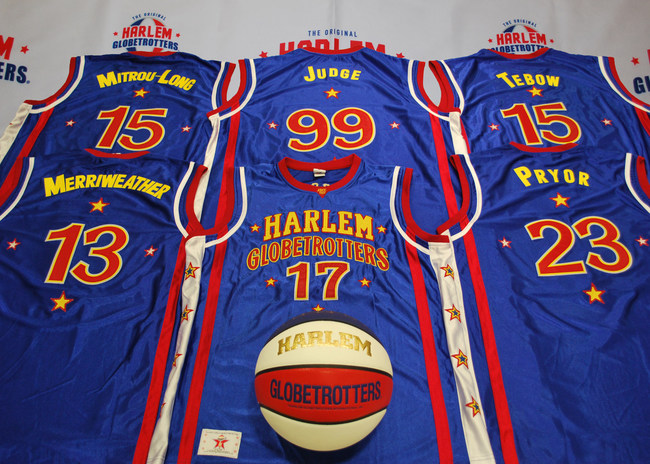 The world famous Harlem Globetrotters today, held their 11th annual player draft, selecting a bevy of talents to represent the team, among them: three collegiate standouts, one of the best up-and-coming players in Major League Baseball, the star of the summer blockbuster Wonder Woman, and an internationally-known two-sport athlete.
