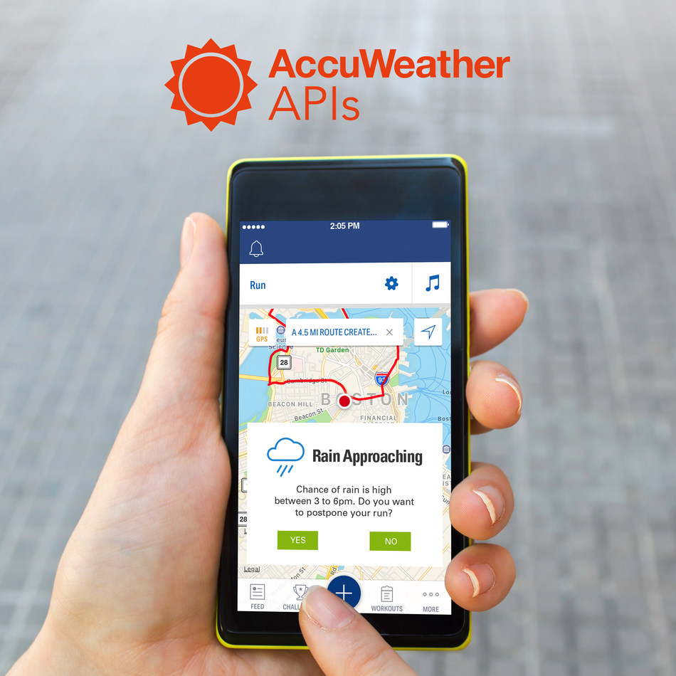 AccuWeather API Portal