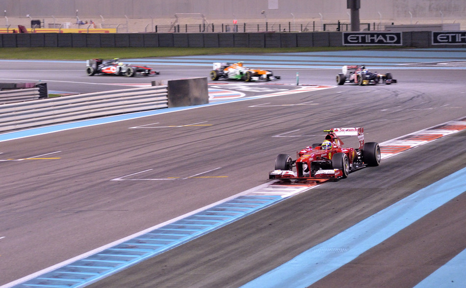 Abu Dhabi Grand Prix, Dreamstime