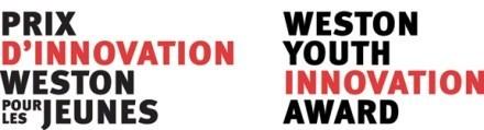 Weston Youth Innovation Award (CNW Group/Ontario Science Centre)