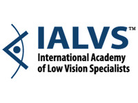 International Academy of Low Vision Specialists Logo