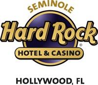 Seminole Hard Rock Hotel & Casino Hollywood logo. (PRNewsFoto/Seminole Hard Rock Hotel & Casino Hollywood)