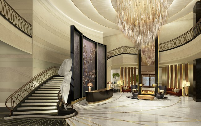 The Ritz-Carlton, the legendary luxury hotel brand, opened the doors of its first hotel in Astana, the capital of Kazakhstan