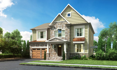Winchester homes hosting grand opening for new luxury for Cabin branch homes