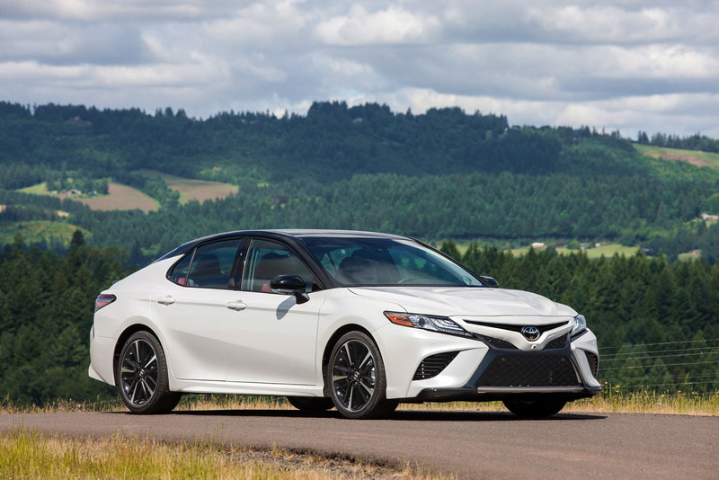 The all-new 2018 Toyota Camry, the best-selling car in America for the past 15 years, will be rolling into dealers late summer.