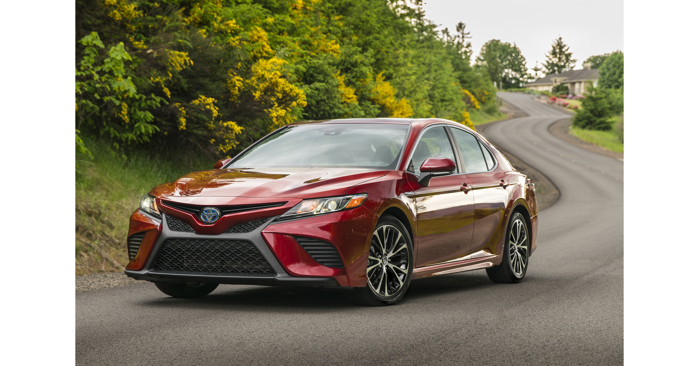Ready for launch the countdown begins for the highly anticipated all new 2018 toyota camry