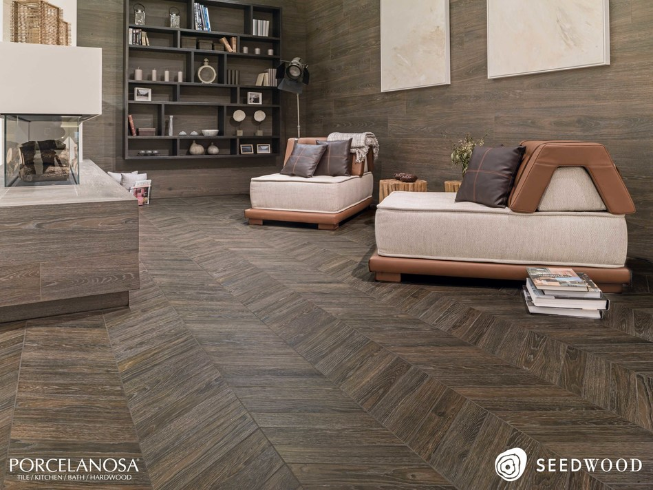Porcelanosa Seedwood Collection - Eden Minnesota