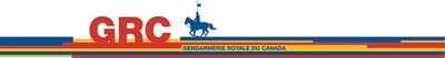 Logo : Gendarmerie royale du Canada (GRC) (Groupe CNW/Gendarmerie royale du Canada)