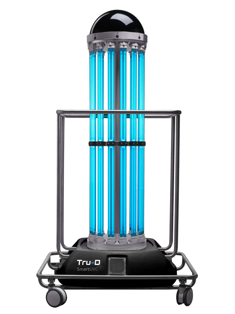 Tru-D SmartUVC, a leader in the UV disinfection industry