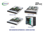Supermicro Announces Full Portfolio of A+ Server Solutions Optimized for New High-Performance AMD EPYC™ Processors
