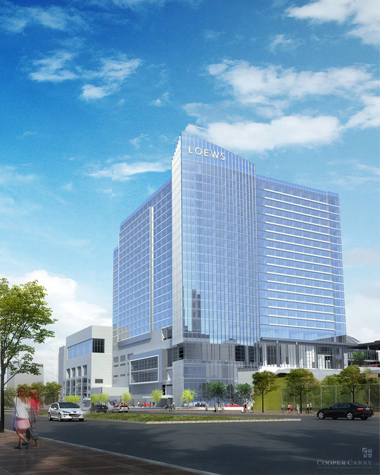 Loews Hotels Co And Kc Hotel Developers Llc Partner On New Kansas City Convention Center